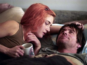Eternal Sunshine of the Spotless Mind movie scene