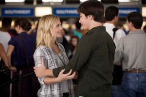 Going the Distance movie scene with Drew Barrymore and Justin Long