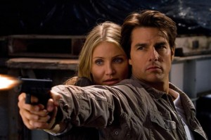 Knight and Day movie scene