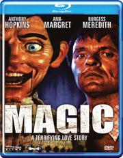 Magic Blu-ray box