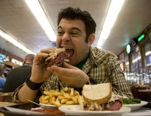 Man v. Food: Season 2 TV show scene