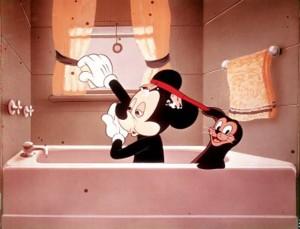 Mickey and the Seal cartoon