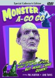 Monster A Go Go DVD box