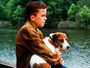 My Dog Skip movie scene