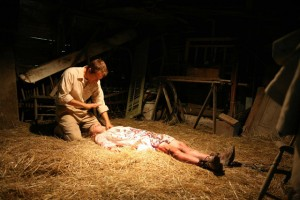 The Last Exorcism movie scene