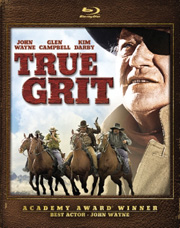 True Grit Blu-ray box