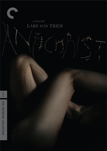 Antichrist Criterion Collection DVD box
