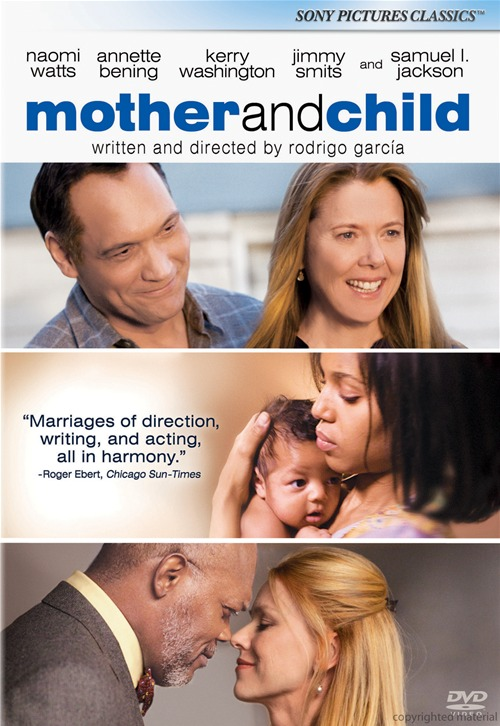 Mother and Child DVD box