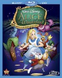 Alice in Wonderland Blu-ray box