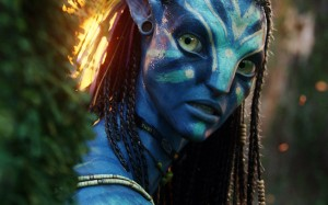 Avatar movie scene