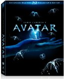 Avatar Extended Edition Blu-ray box