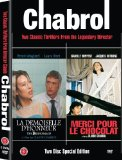 Chabrol: Two Classic Thrillers DVD box