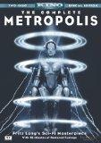 The Complete Metropolis DVD box
