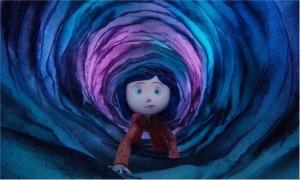 Coraline movie scene