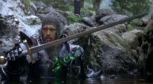 Excalibur movie scene