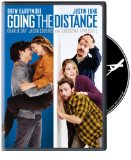 Going the Distance DVD box