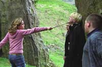 Hermione vs. Draco