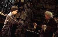 Harry Potter and Ollivander