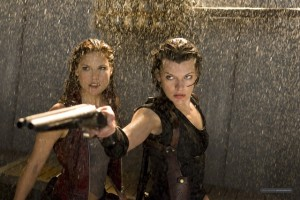 Resident Evil: Afterlife movie scene