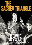 The Sacred Triangle: Bowie, Iggy & Lou DVD box