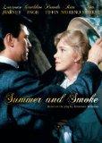 Summer and Smoke DVD box