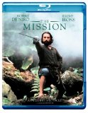 The Mission Blu-ray box