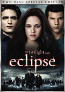 The Twilight Saga: Eclipse DVD box