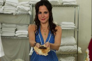 Weeds: Season 6 scene with Mary-Louise Parker