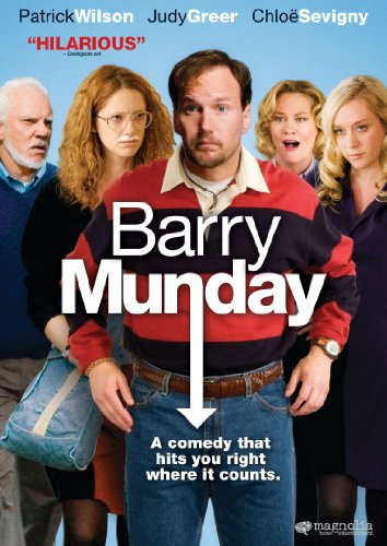 Barry Munday DVD box