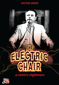The Electric Chair DVD box