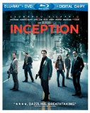 Inception Blu-ray/DVD combo box
