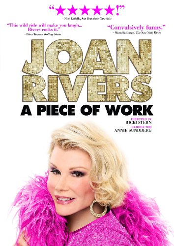 Joan Rivers: A Piece of Work DVD box