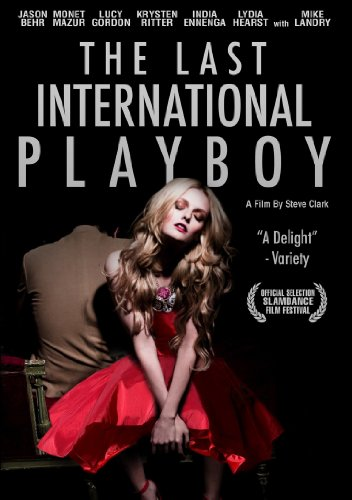 The Last International Playboy DVD box