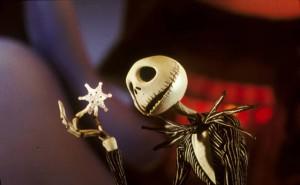 The Nightmare Before Christmas movie scene