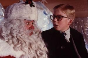 A Christmas Story movie scene