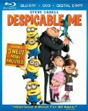 Despicable Me Blu-ray/DVD box