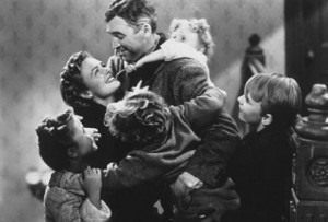 It's a Wonderful Life movie scene