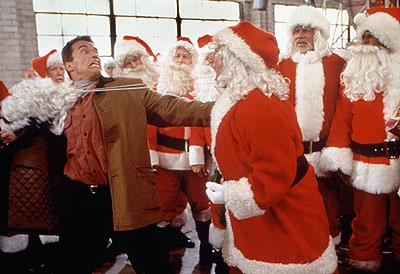 jingle all the way movie scene - Arnold Christmas Movie
