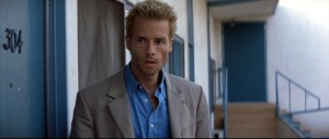 Memento movie scene with Guy Pearce