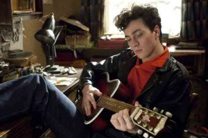 Nowhere Boy movie scene