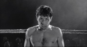 Raging Bull movie scene