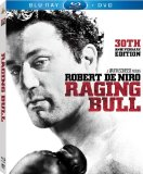Raging Bull 30th Anniversary Blu-ray box