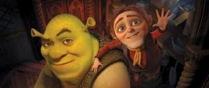 Shrek Forever After movie scene
