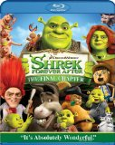 Shrek Forever After Blu-ray box