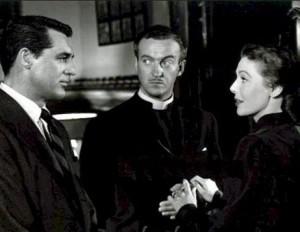 The Bishop's Wife movie scene