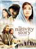 The Nativity Story DVD box