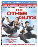 The Other Guys Unrated Blu-ray box