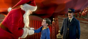 The Polar Express movie scene