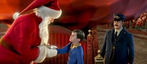 The Polar Express movie scene
