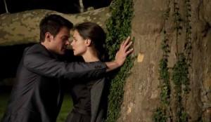 The Romantics movie scene